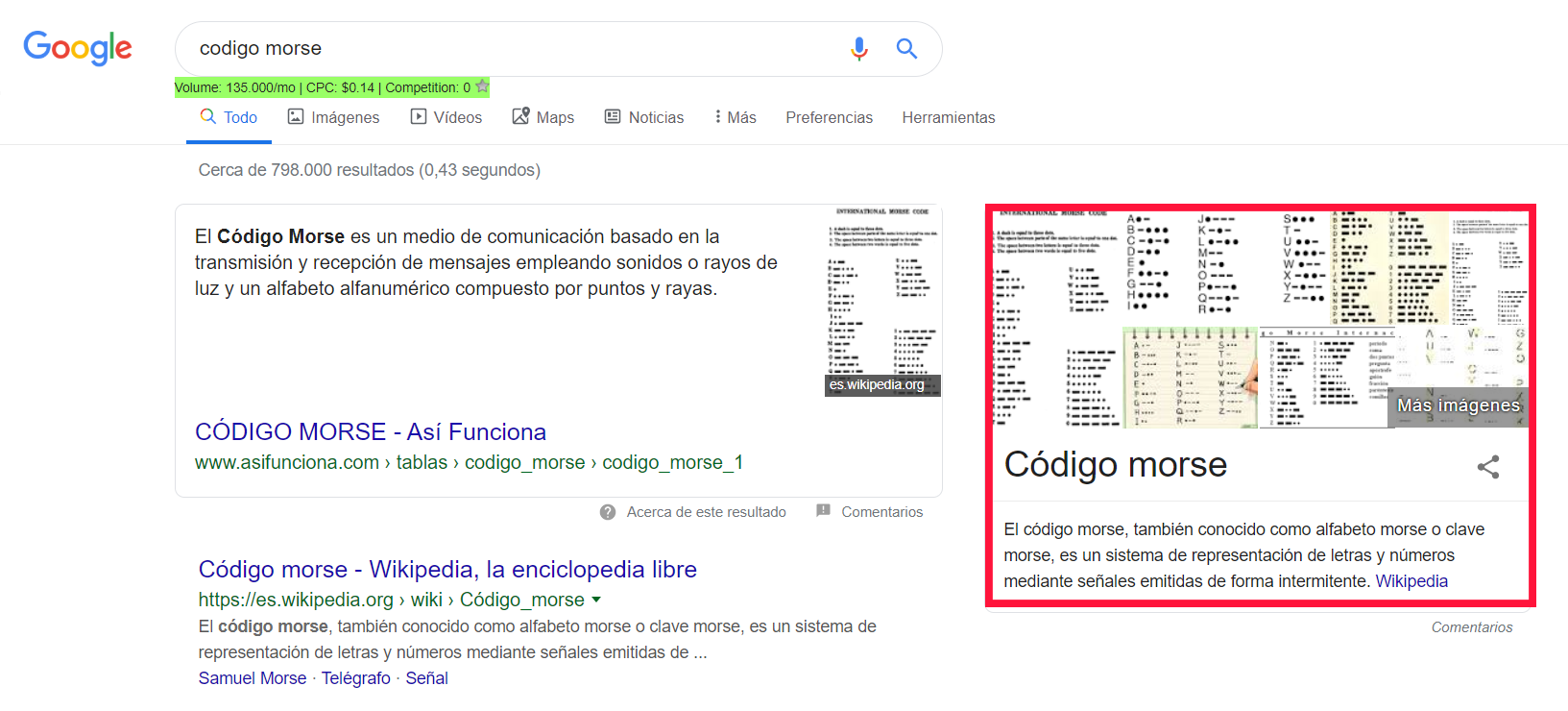 Paneles de exploracion generalmente de wikipedia