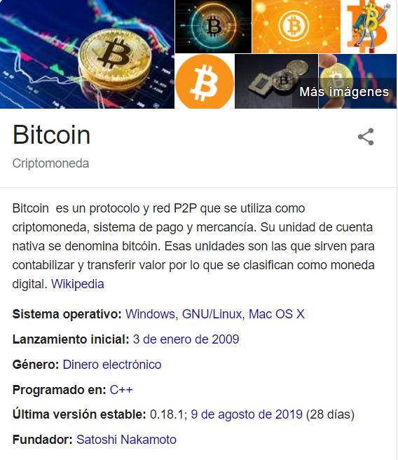 Tarjeta de Wikipedia