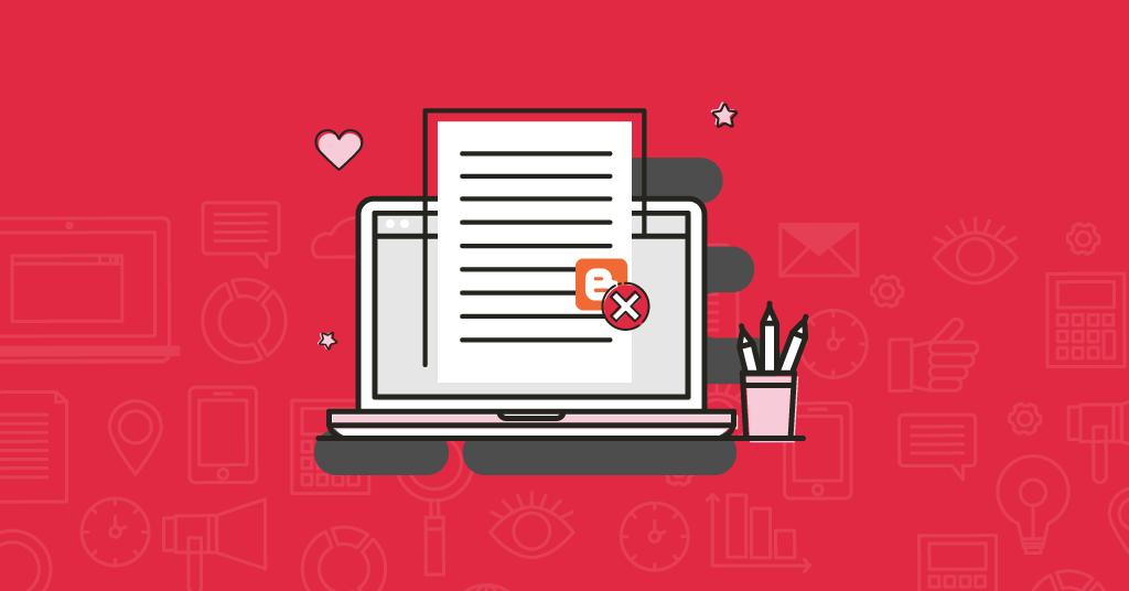 Decile NO a Blogspot: Te doy 9 grandes razones para NO usarlo