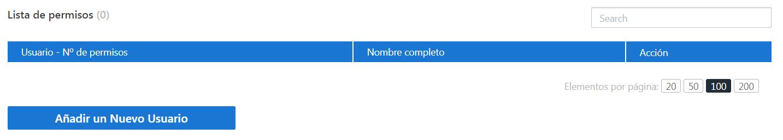 Añadir usuarios