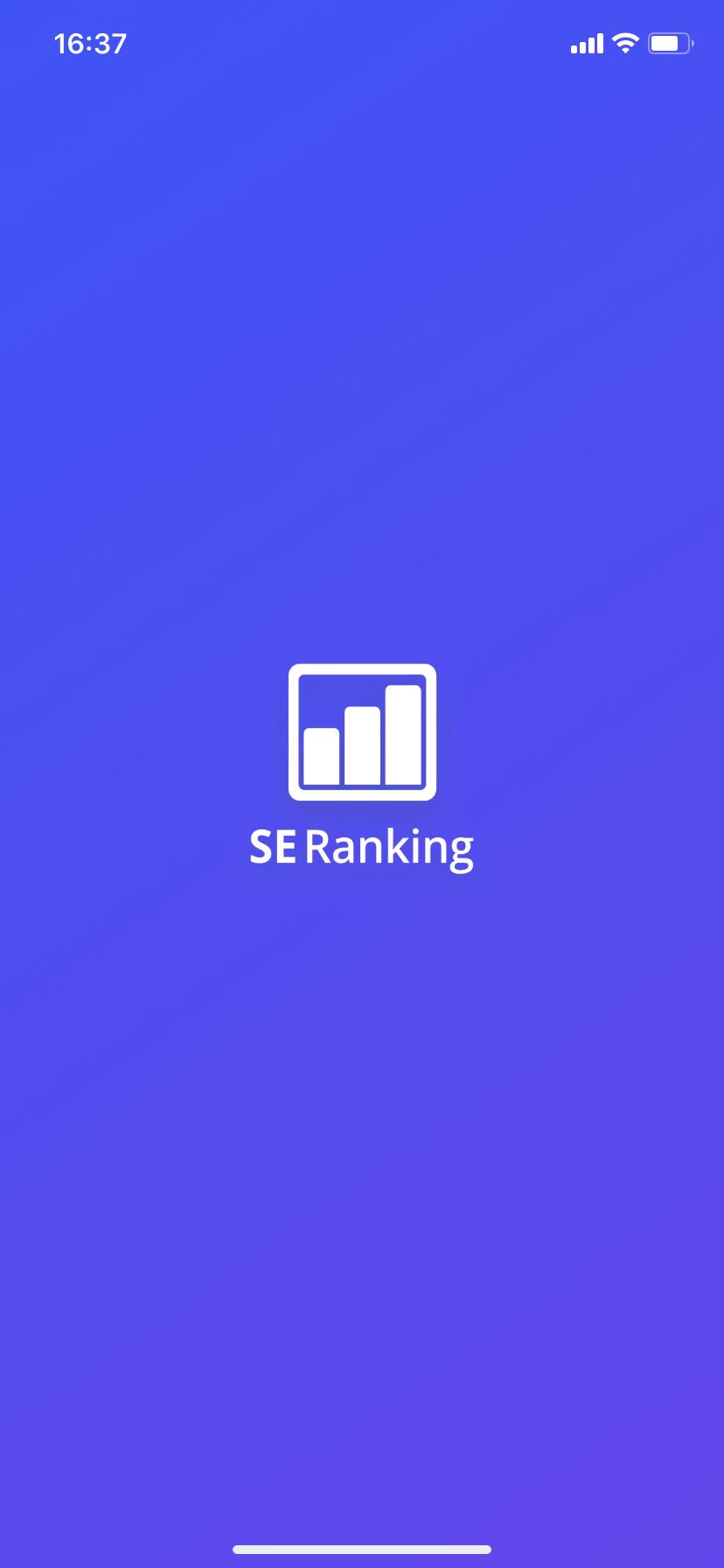 App de SE Ranking