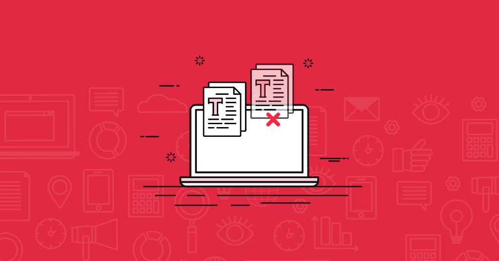 Contenido duplicado ¿cómo impacta en el SEO de tu sitio web
