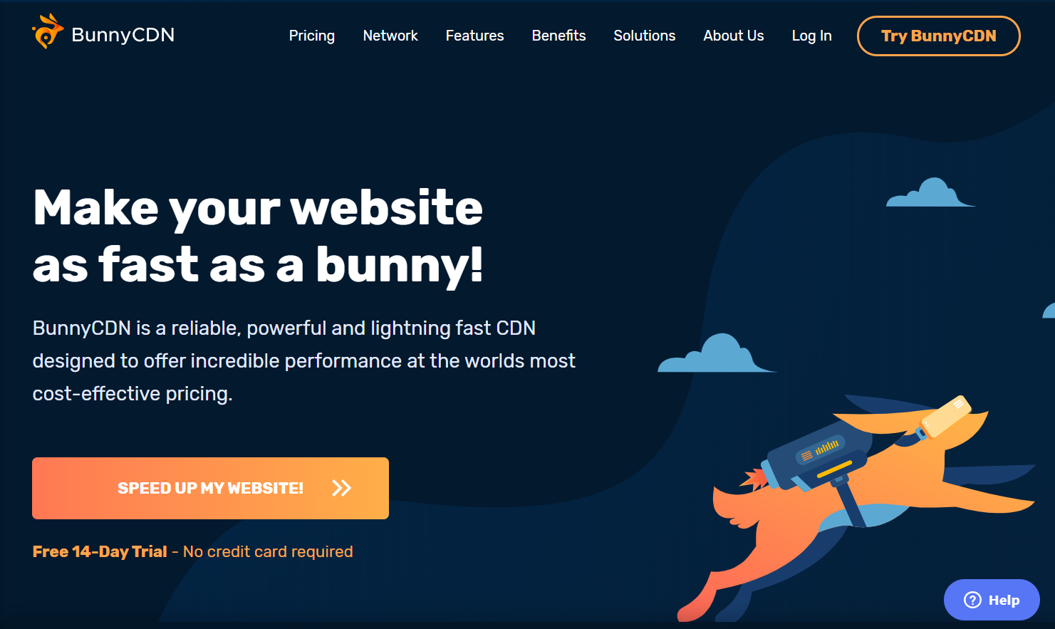 Bunny CDN